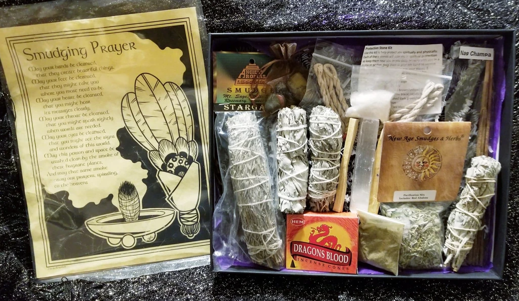 Spiritual Cleansing Kit An Effective Way to Spiritually Cleanse Your Home