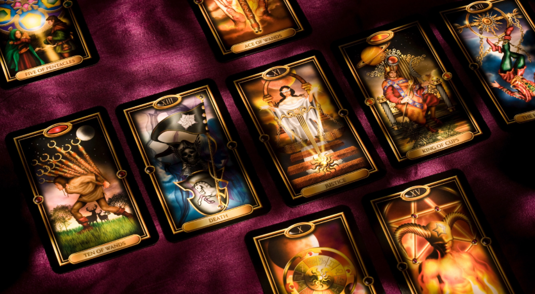What does the star mean in tarot?