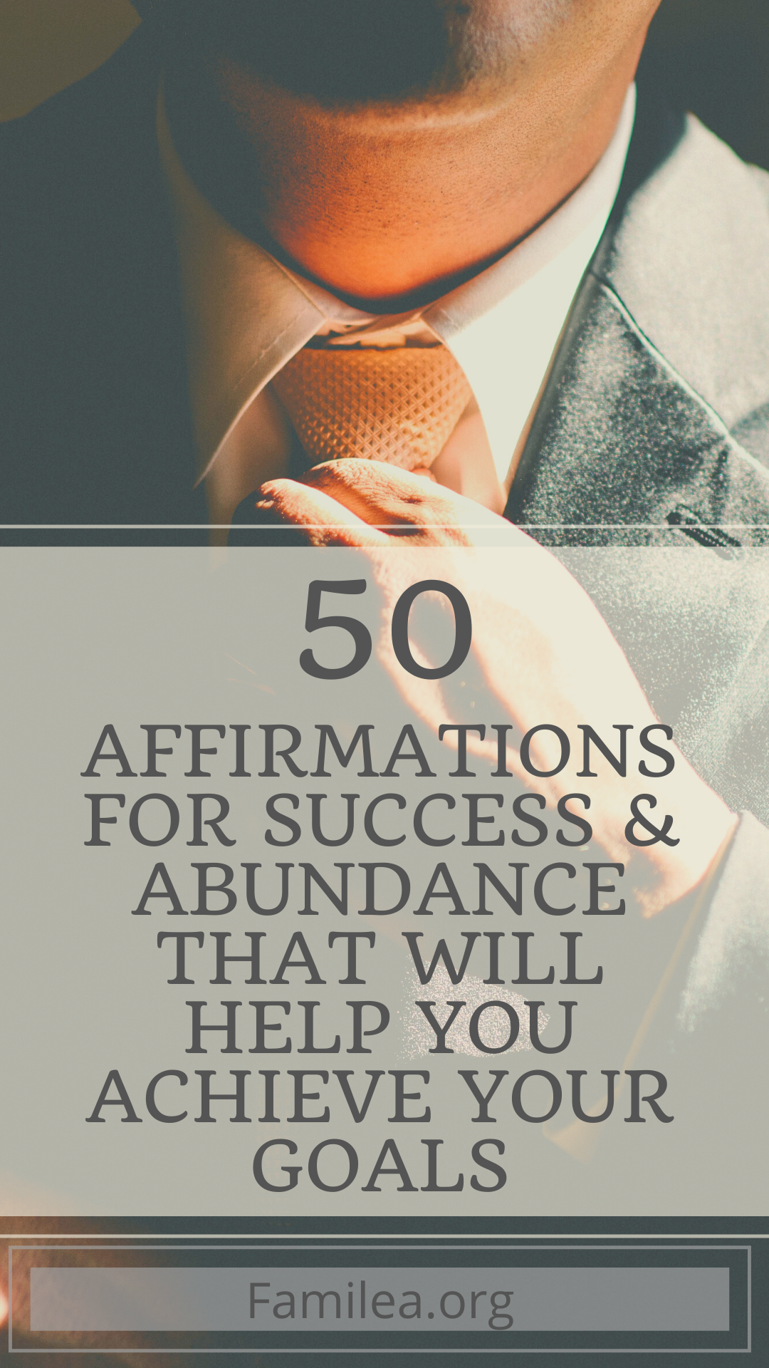 50 Affirmations for Success & Abundance that Will Help You Achieve Your Goals